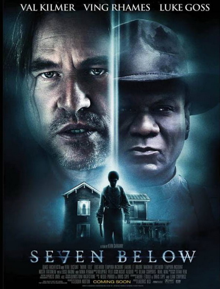 Смотреть онлайн Глубина Семь Футов Seven Below (2012) HD