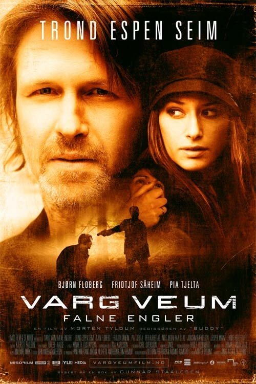 Смотреть онлайн Варг Веум 4 - Падшие ангелы / Varg Veum 4 - Falne engler 2008