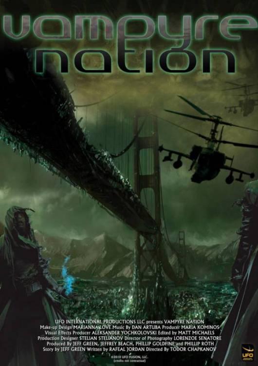 Смотреть онлайн Нация вампиров / True Bloodthirst (2012) HD