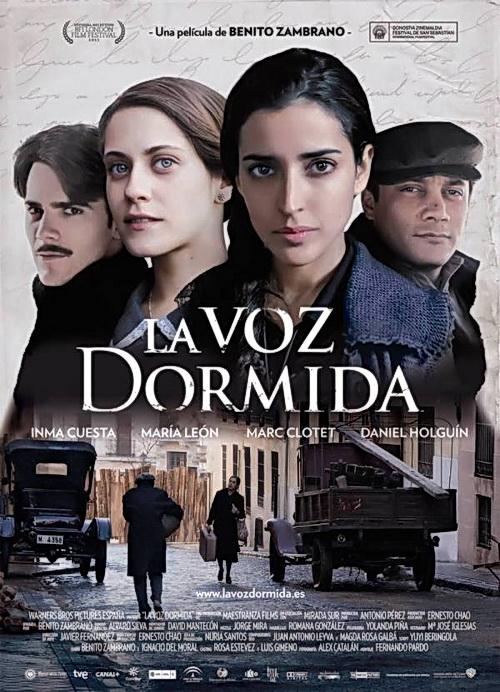 Смотреть онлайн Спящий голос La voz dormida (2011) HD онлайн