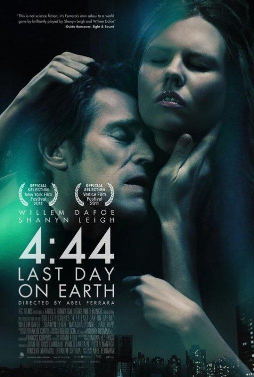 Смотреть онлайн 4:44 Последний день на Земле / Last Day on Earth - 2011