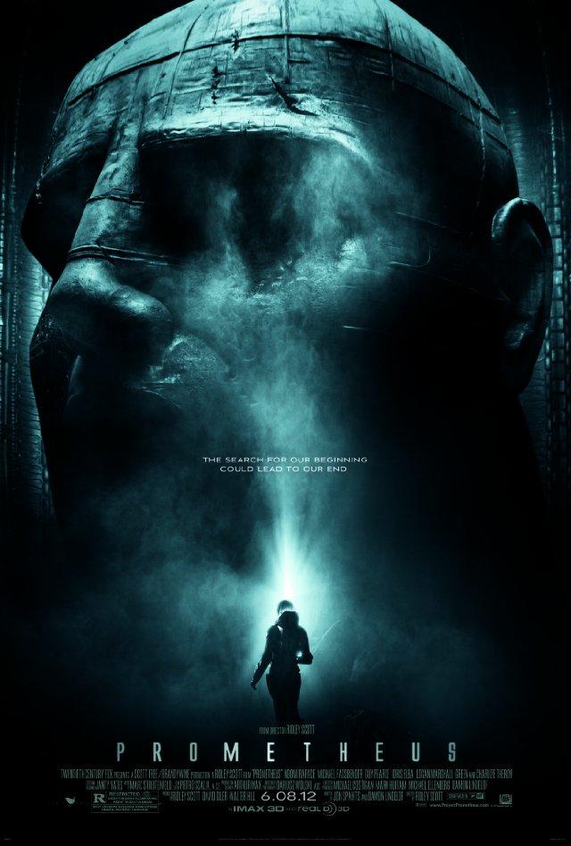 Смотреть онлайн Прометей / Prometheus - 2012