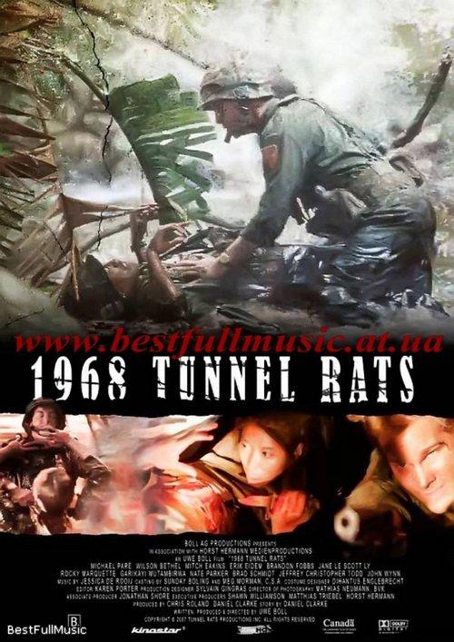 Смотреть онлайн Тоннельные Крысы / Tunnel Rats  (2008)