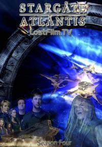 Смотреть онлайн Сериал Звездные Врата: Атлантида / Stargate: Atlantis 4 сезон