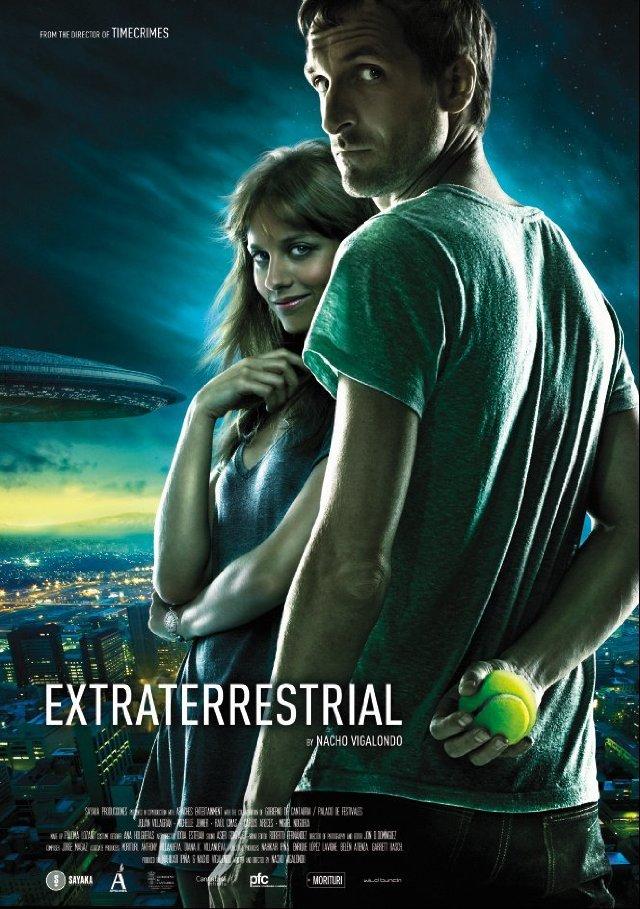 Смотреть онлайн Пришелец из космоса / Extraterrestre - 2011