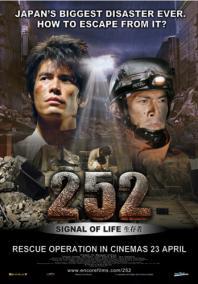 Смотреть онлайн 252 выживших / 252: Seizonsha ari - 2008