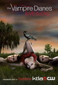 Смотреть онлайн Сериал Дневники Вампира / The Vampire Diaries 1 Сезон