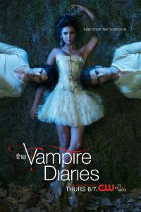 Смотреть онлайн Сериал Дневники Вампира / The Vampire Diaries 2 сезон