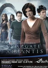 Смотреть онлайн Сериал Звездные Врата: Атлантида / Stargate: Atlantis 5 сезон
