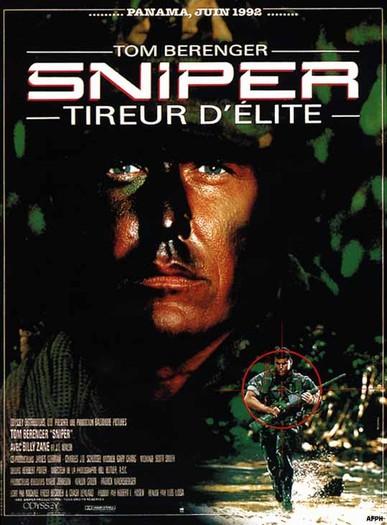 Смотреть онлайн Снайпер / Sniper (1993)