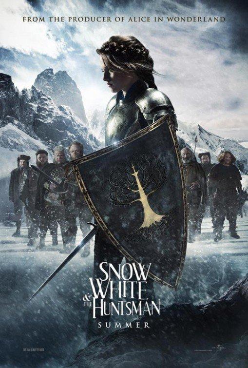 Смотреть онлайн Онлайн Белоснежка и охотник (2012)/Snow White and the Huntsman (2012)