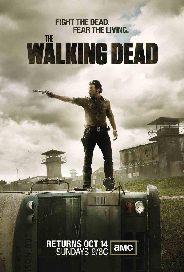 Смотреть онлайн Онлайн Сериал Ходячие Мертвецы / The Walking Dead 3 сезон
