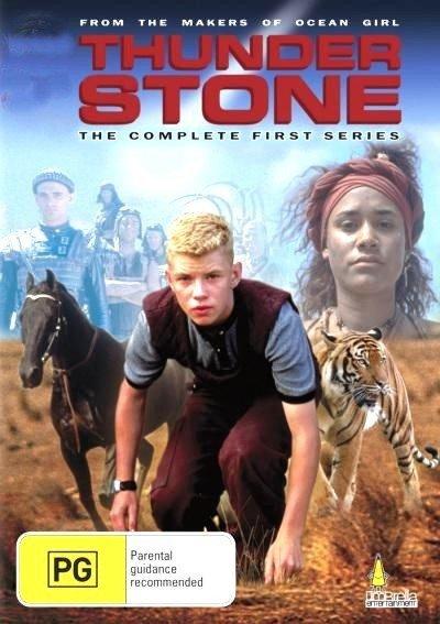 Смотреть онлайн Онлайн Грозовые камни / Thunderstone 3 сезон Сериал