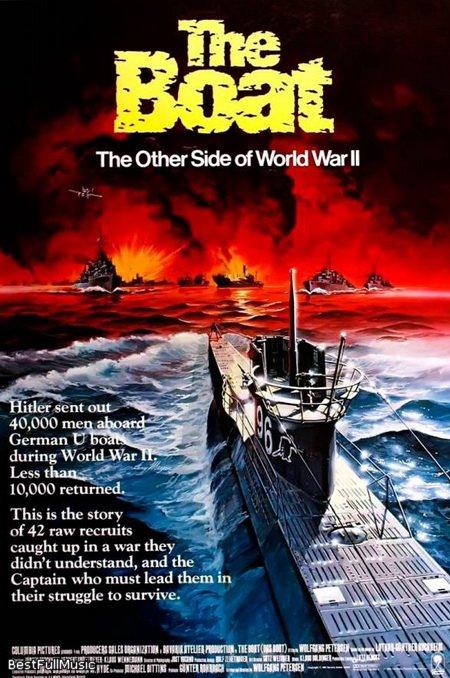 Смотреть онлайн Подводная Лодка (1981) HD