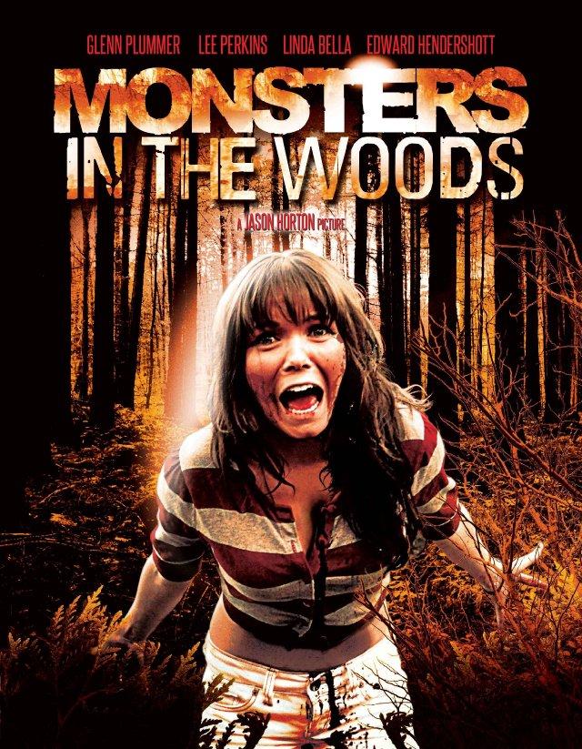Смотреть онлайн Монстры в лесах