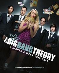 Смотреть онлайн Онлайн Сериал Теория большого взрыва / The Big Bang Theory 5 сезон