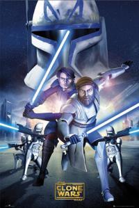 Смотреть онлайн Онлайн Звездные войны сериал: Войны клонов 2 сезон