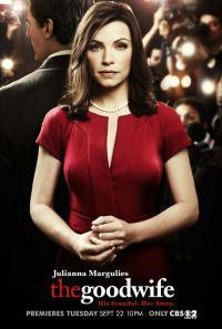 Смотреть онлайн Онлайн Сериал Хорошая Жена / The Good Wife 1 Сезон