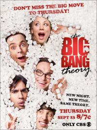 Смотреть онлайн Онлайн Сериал Теория большого взрыва / The Big Bang Theory 4 сезон