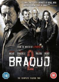 Смотреть онлайн Онлайн Сериал Налёт / Braquo 2 сезон