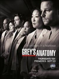 Смотреть онлайн Онлайн Сериал Анатомия страсти / Grey's Anatomy 6 Сезон