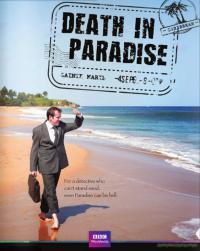 Смотреть онлайн Сериал Смерть в Раю / Death in Paradise 2 сезон онлайн
