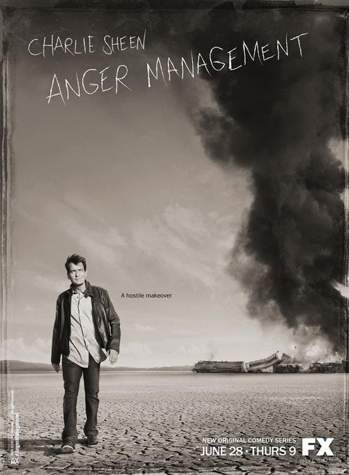 Смотреть онлайн Сериал Управление Гневом / Anger Management 1 Сезон Онлайн