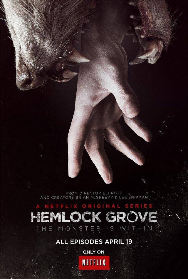 Смотреть онлайн Cериал Хемлок Гроув / Hemlock Grove Онлайн