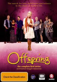 Смотреть онлайн Сериал Такова Жизнь / Offspring 1 Сезон Онлайн 2010
