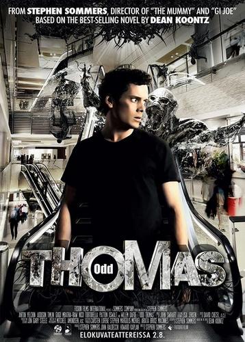 Смотреть онлайн Странный Томас / Odd Thomas (Стивен Соммерс) 2013, триллер, детектив, DVDRip