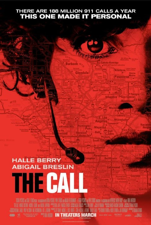 Смотреть онлайн Онлайн Тревожный вызов / The Call (Брэд Андерсон) 2013, триллер, LowHDRip