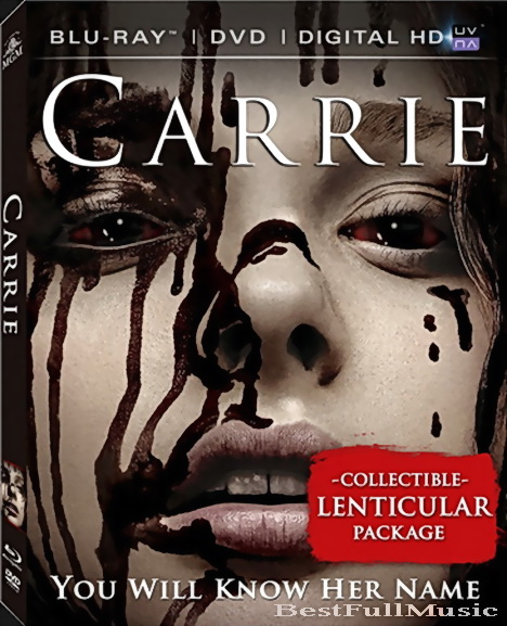 Смотреть онлайн Телекинез / Carrie (Кимберли Пирс) 2013, ужасы, драма, LowHDRip