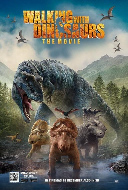 Смотреть онлайн Прогулки с Динозаврами Мультфильм-3D / Walking with Dinosaurs 3D 2013